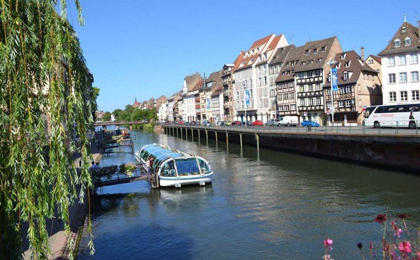 Visiter Strasbourg avec le Pass'Alsace