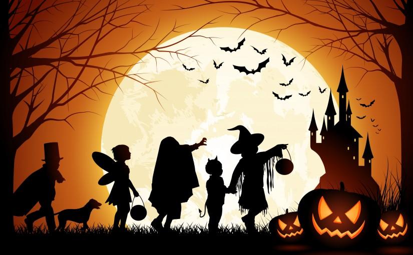 Vacances de la Toussaint et Halloween