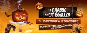 Affiche Halloween Parc du Petit Prince