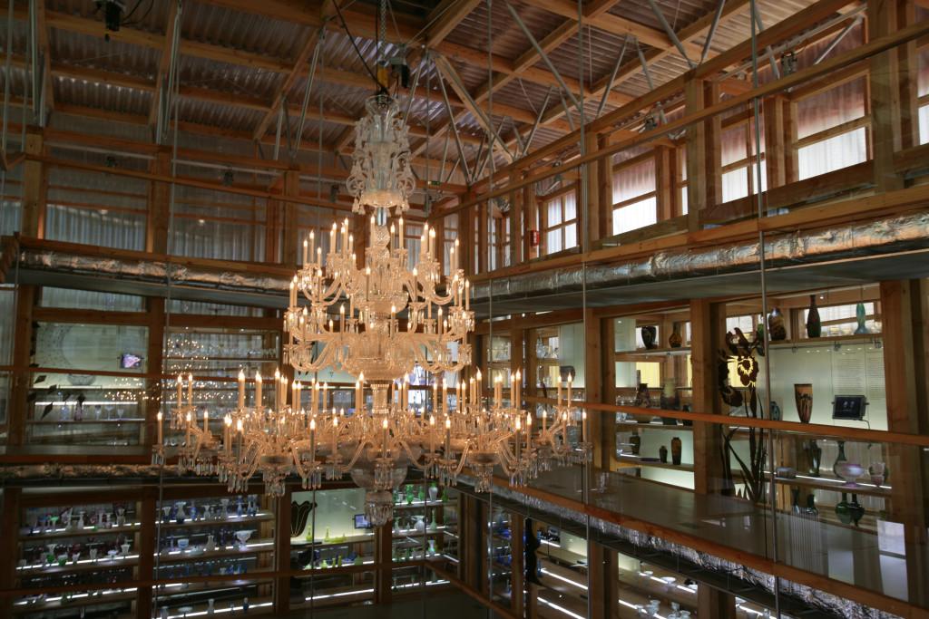 Musée du Cristal - Jean-Claude Kanny (Moselle Tourisme)