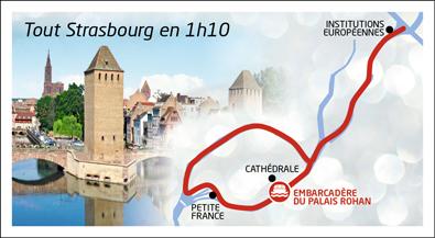 STRASBOURG, 20 SIÈCLES D'HISTOIRE