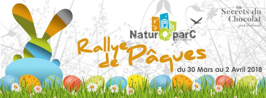 Rallye de Pâques NaturOparC 2018