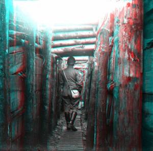 Exposition, La Grande Guerre en 3D - HWK