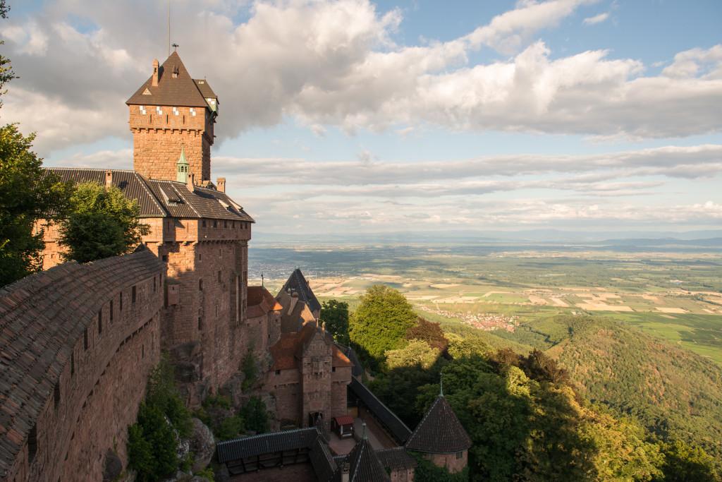 Château du Haut-Koenigsbourg - ©Jonathan Sarago