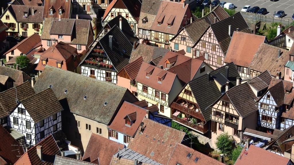 Kaysersberg - village Alsace