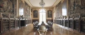 Les appartements du Palais Rohan - Crédits Musées de Strasbourg / M. Bertola