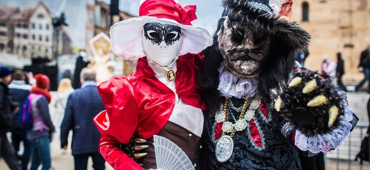 Carnaval en Alsace en 2019