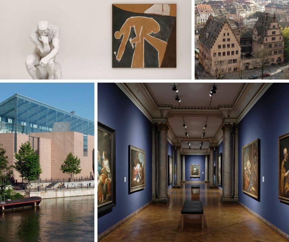 Pass Strasbourg et Nord Alsace - 3 Musées de la Ville de Strasbourg inclus