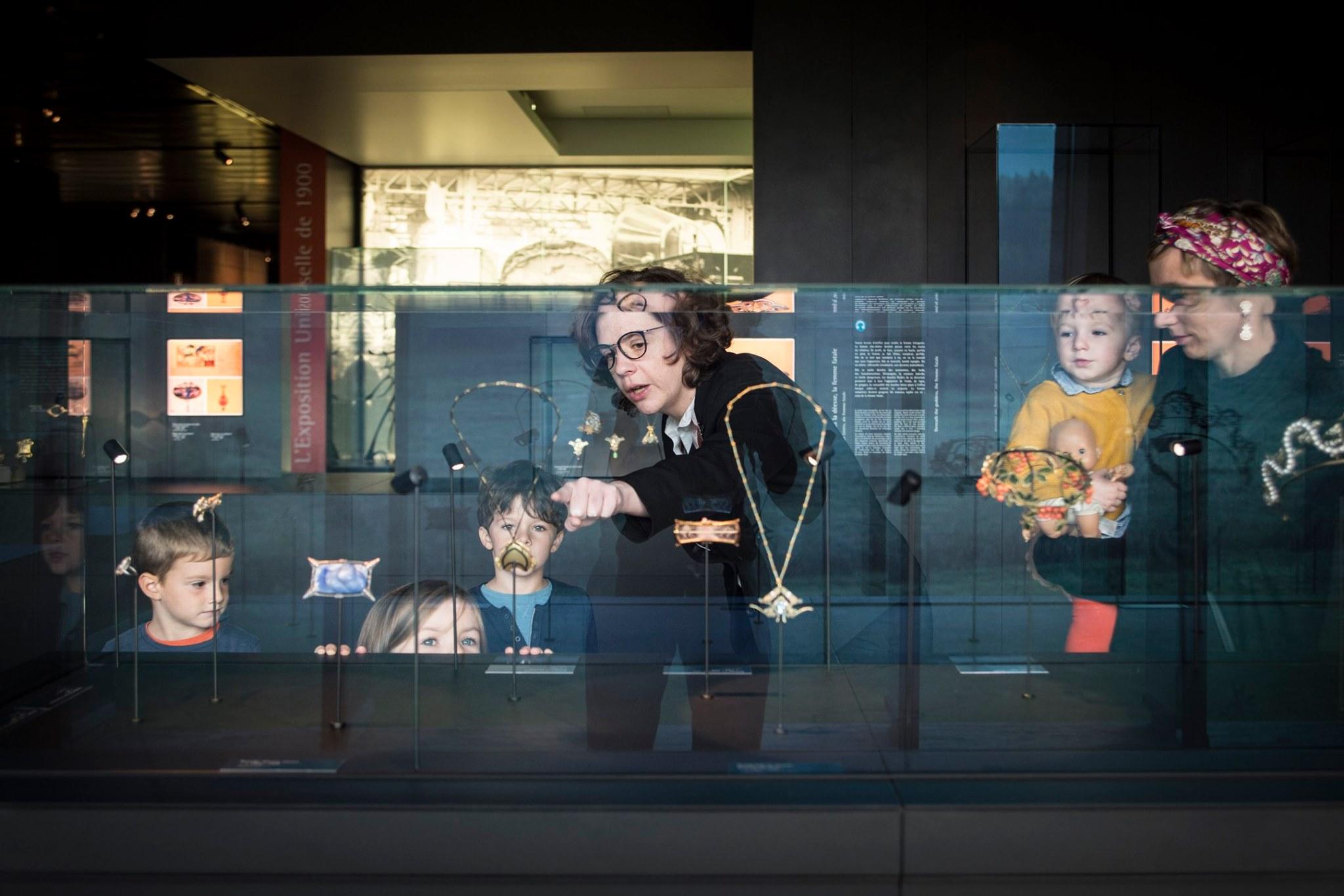 Musée Lalique - vacances de la Toussaint