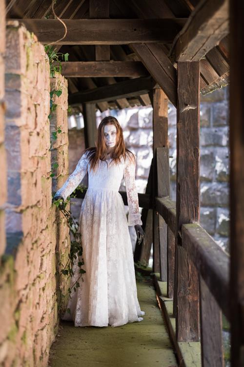 Quand la nuit tombe... Château du Haut-Koenigsbourg, Halloween en Alsace 2019