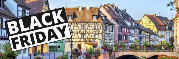 [Black Friday] 30% sur tous les Pass'Alsace jusqu'à dimanche !