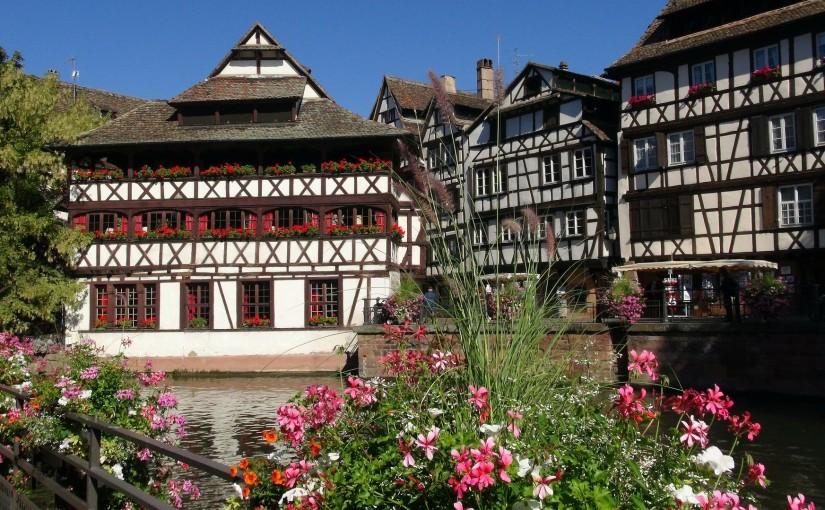 Visitez l'Alsace