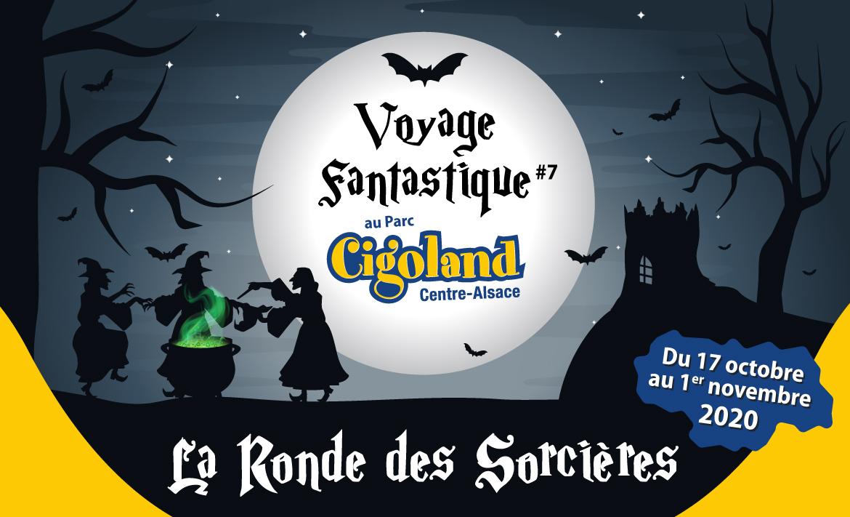 Halloween en Alsace 2020 - Cigoland